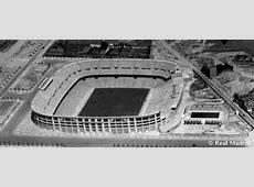 New Bernabéu Stadium Real Madrid CF