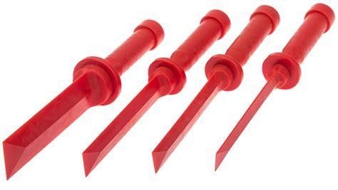 Scraper Segitiga Plastik Set 2 plastic scraper set 4 pcs gasket automotive tool adhesive