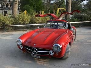 Mercedes 300 Sl A Vendre : photos du jour mercedes 300 sl rallye de paris classic ~ Gottalentnigeria.com Avis de Voitures