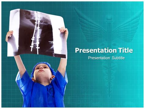 radiology website powerpoint templates  backgrounds