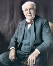 Thomas Edison Color