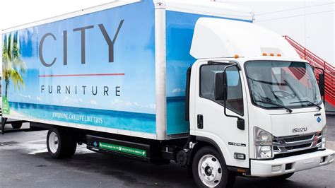 tamarac based city furniture plans  million expansion