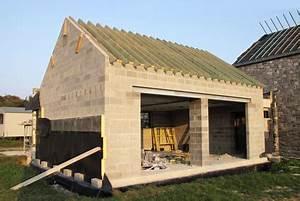 exceptionnel prix construction garage 40m2 0 construire With prix pour construire un garage