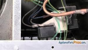 Refrigerator Relay  U0026 Overload  Part  Wp12555902