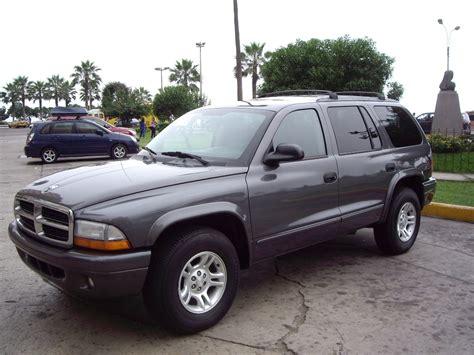 Dodge Durango 2003 by Dodge Durango Slt 2003 Ploma