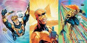 Top, 10, Most, Powerful, Superheroes, Who, Can, Travel, Through, Time