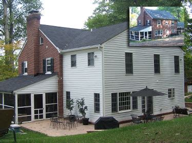 additions sunrooms garages contractors harford county