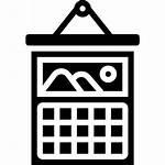 Calendar Icon Wall