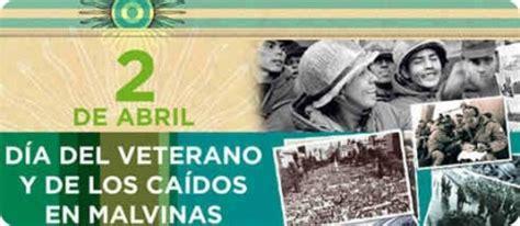 Tarjetas reflexivas para 2 de Abril Día del Veterano y