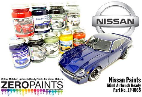 nissan paint 60ml zp 1065 zero paints