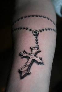 Kreuz Tattoo Arm : tattoo verlaufen tattoo ~ Frokenaadalensverden.com Haus und Dekorationen