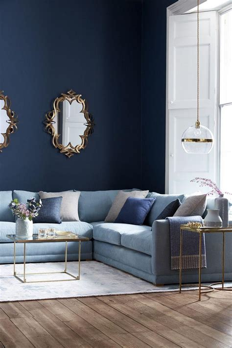 living room  blue sofas sofa ideas