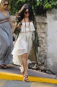 Vanessa Hudgens summer style | Fave Celebs Street Style ...