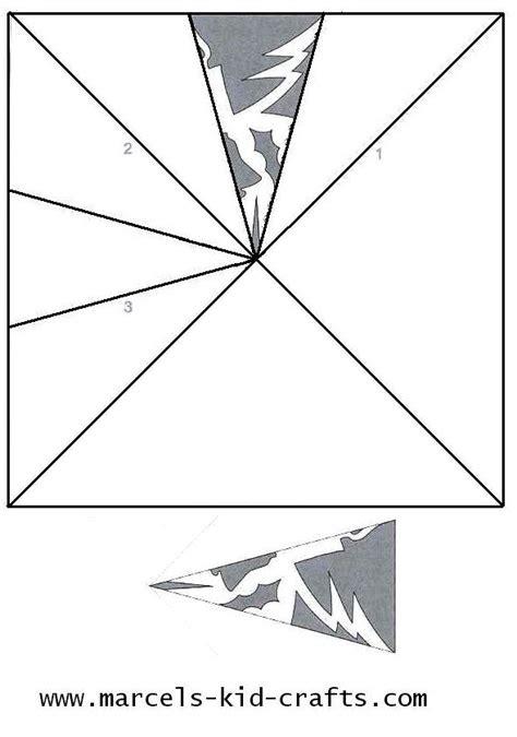 printable snowflake pattern paper snowflake