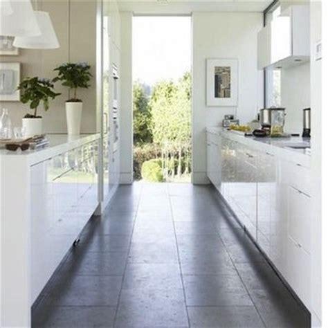 Narrow Galley Kitchen Floor Plans by Galley Kitchen Design Ideas 16 Gorgeous Spaces Bob Vila