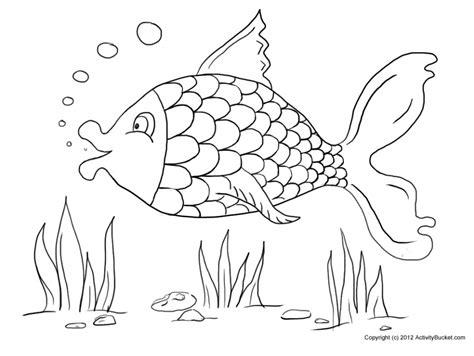 fish drawing  colouring  getdrawings