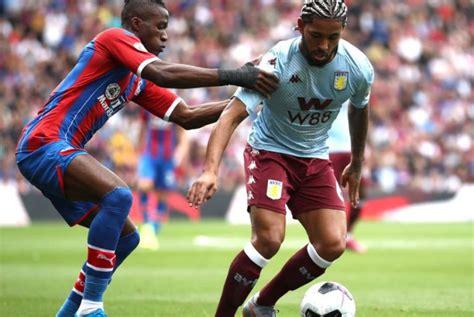 Aston Villa X Crystal Palace - Crystal Palace vs Aston ...