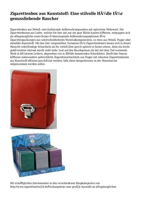 hülle für strandkorb zigarettenbox aus kunststoff eine stilvolle h 252 lle f 252 r genussliebende