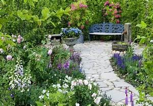 Gehweg Im Garten Anlegen : garten anlegen und gestalten praktische tipps von obi ~ Sanjose-hotels-ca.com Haus und Dekorationen