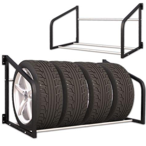 Garage Storage On Wheels by Tire Rack Wall Shelf Wall Mounted Tire Holder Wheel