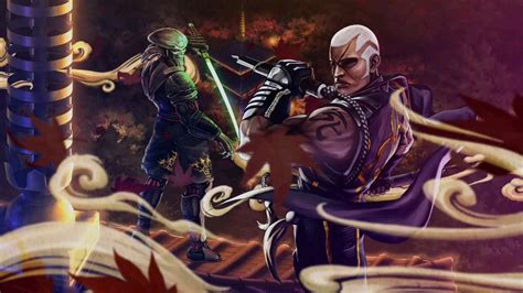 Street Fighter X Tekken Character Art