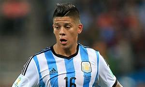 Marcos Rojo 2014 Hairstyle | www.imgkid.com - The Image ...