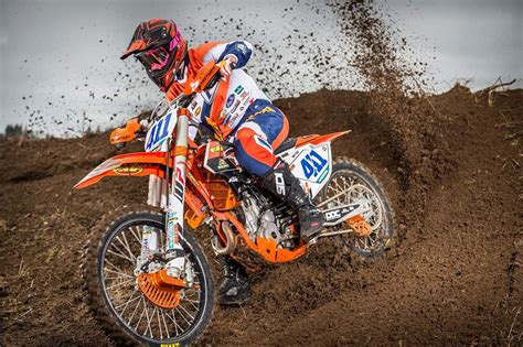 Fmf/rpm/ktm Racing Team For 2018
