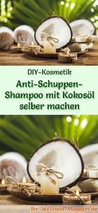 Anti Schling Napf Selber Machen : anti schuppen shampoo mit kokos l selber machen rezept anleitung ~ Orissabook.com Haus und Dekorationen