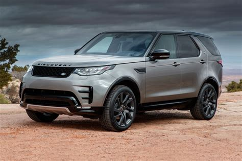 2017 Land Rover Discovery Warning Reviews