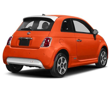 Fiat Models And Prices by Electric Fiat 500e Detailed Update For 2017 Model Year