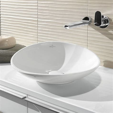 Villeroy Und Boch My Nature by Villeroy Boch My Nature Surface Mounted Basin Uk Bathrooms