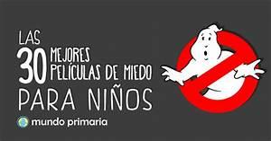 30 películas de miedo para niños