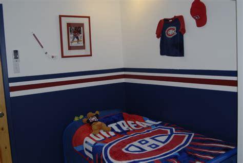 idee deco chambre ado fille deco chambre garcon hockey visuel 8