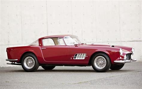 ferrari superamerica 1956 ferrari 410 superamerica series i coupe gooding