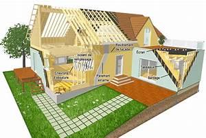 Materiaux Construction Maison : une materiaux ecologique pour construire une maison l 39 habis ~ Carolinahurricanesstore.com Idées de Décoration