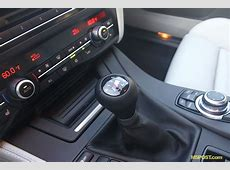 First F10 M5 Manual Transmission Review