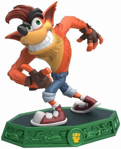 Bandicoot Crash Character Skylanders Imaginators Playable Another