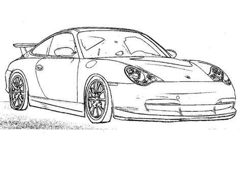 Race Car Coloring Page 1 Also see the category to