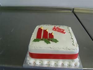 Christmas Cake 1 | decoratedcakes