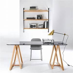 Ikea Bureau Verre : bureau plateau verre maison design ~ Melissatoandfro.com Idées de Décoration
