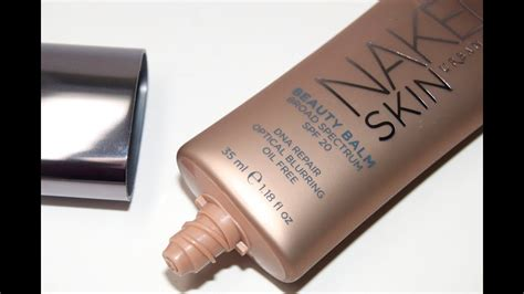 urban decay naked skin beauty balm  impressions