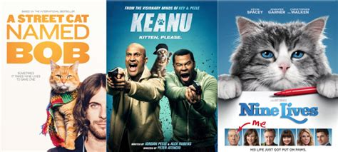 Cats In Film 2016  I Have Cat