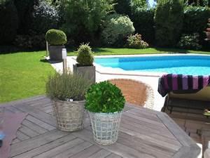 Jardin Avec Piscine Photo 24 3511753