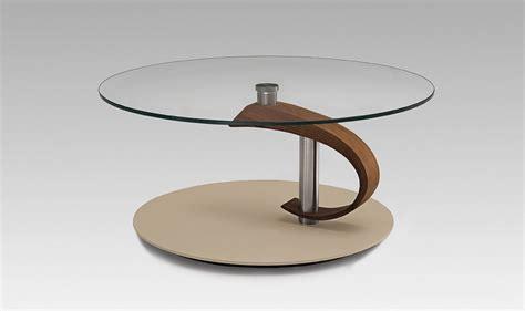 Couchtisch Glas Rund Design  Couchtisch Design