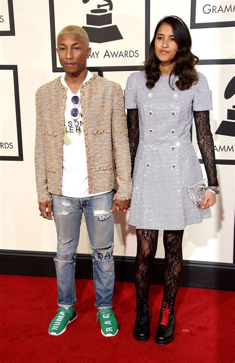 All the Times Pharrell Wore Sneakers Timberlands to the Red Carpet u2013 Footwear News