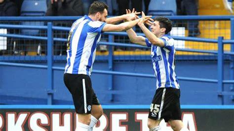 Sheffield Wednesday 3-0 Charlton Athletic - BBC Sport