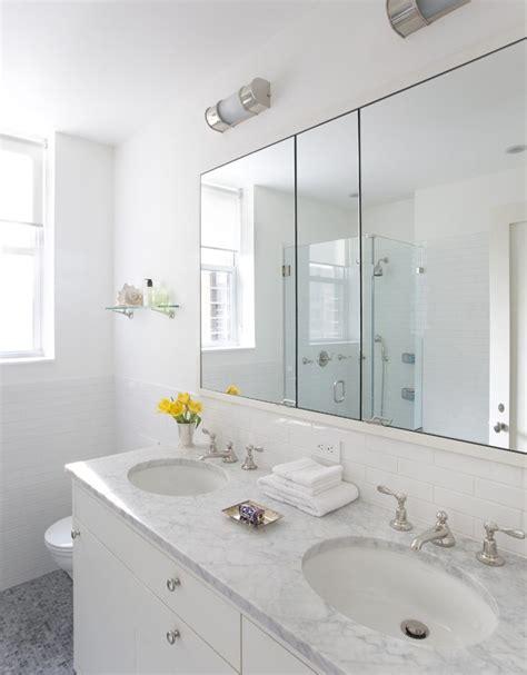 Modern Bathroom Vanities New York by New York Shelf Medicine Bathroom Contemporary With Wall
