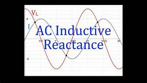 Rlc Circuits  5 Of 14  Inductive Reactance  Phase Shift