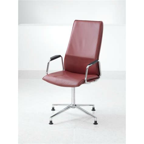 hbb2ha high back swivel conference chair with arms