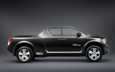 Future Compact Trucks by Chrysler S Ram Brand Lukewarm On A Future Compact